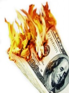 money fire 2