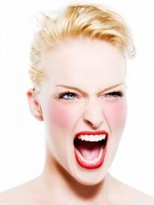 woman angry 1