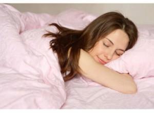 woman sleeping 4