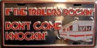 trailer rocking sign