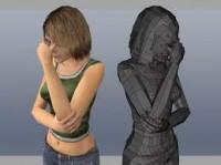 woman skinny tired 2