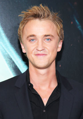 tom felton and jade olivia kiss. tom felton and jade olivia