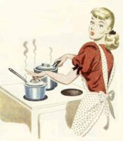 woman cooking 2