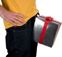 man gift box