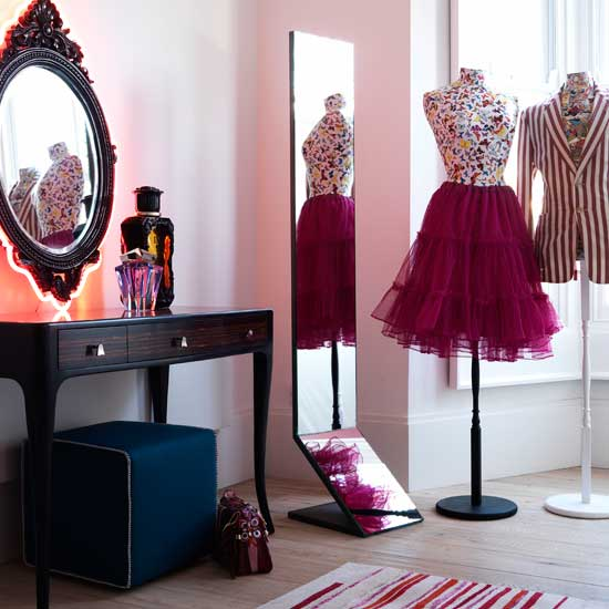 Dressing Room Decorating Ideas