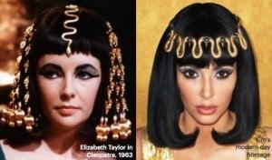 elizabeth taylor kim kardashian 2