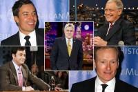late night talk show hosts