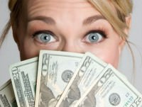 woman money 14