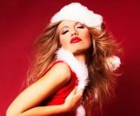 woman santa 3