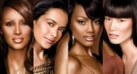 women skin color