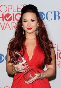 Demi Lovato Induces Public Heart Attack By Saying Shes