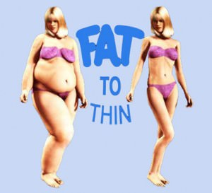 She Got Fat To Get Paid To Get Thin « BLIND GOSSIP