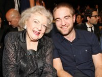 betty white robert pattinson