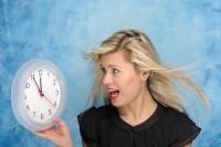 woman clock 3