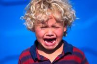 temper tantrum