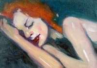 woman redhead