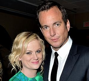 will arnett and amy poehler how did they meet