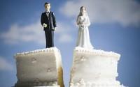 wedding cake split