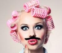 woman mustache 2