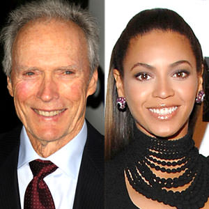 beyonce clint eastwood