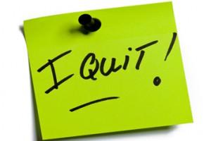 i quit 1