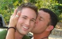 men kissing 11