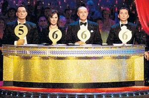strictly come dancing judges 2