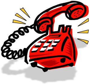 telephone ringing 1