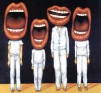 big mouths