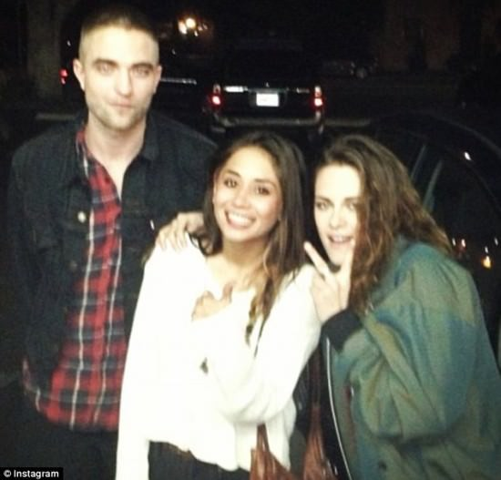 rob pattinson kristen stewart fan