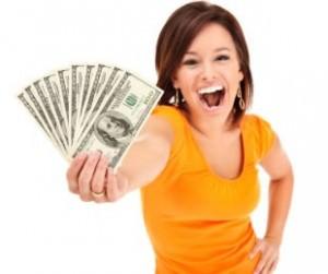 woman money 22