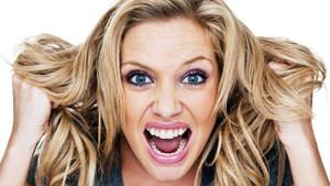 angry woman 3