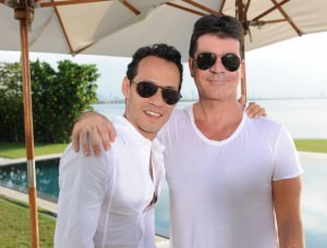 simon cowell marc anthony