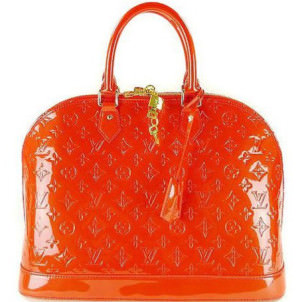 louis vuitton alma orange