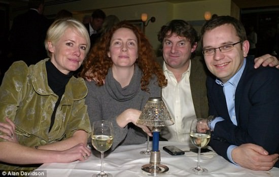 rebekah brooks andy coulson and spouses