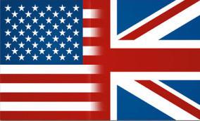 american flag british flag 2