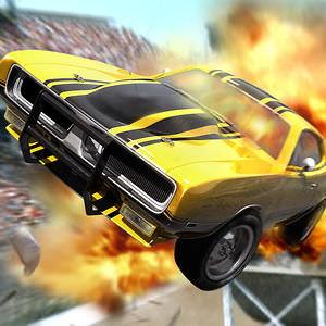 car stunt