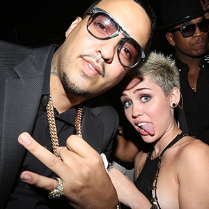 french montana miley cyrus