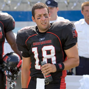 adam sandler football