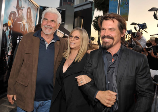 barbra streisand james brolin josh brolin
