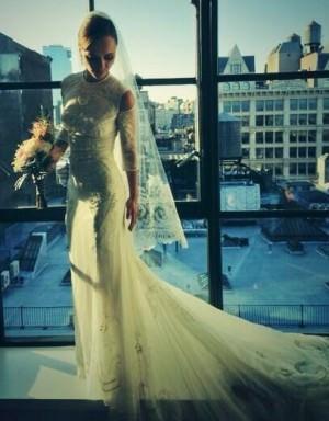 christina ricci bridal