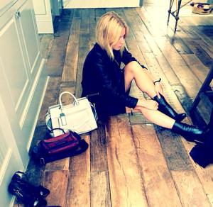 gwyneth paltrow closet