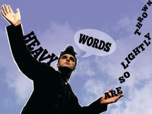 heavy words
