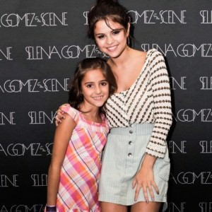 selena gomez meet and greet