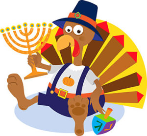 thanksgiving hannukah