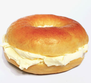 bagel cream cheese