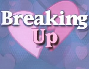 breaking up 9
