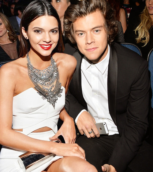 Are kendall and harry hookup yahoo