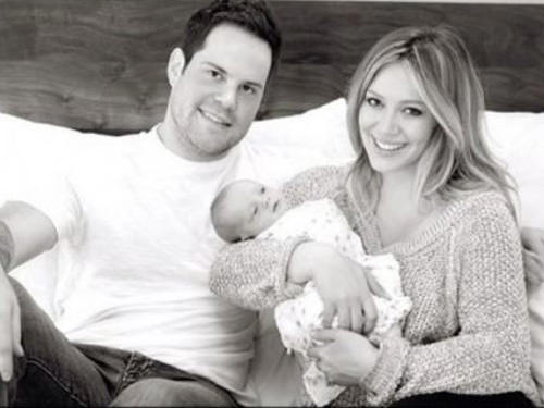 hillary duff mike comrie