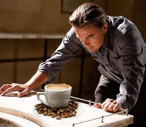 leonardo dicaprio coffee